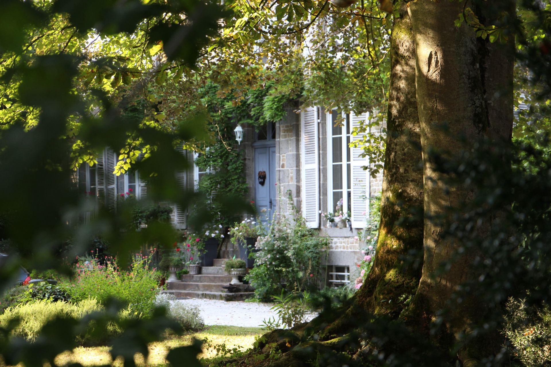 Bed & Breakfast Jardins Secrets in Avranches