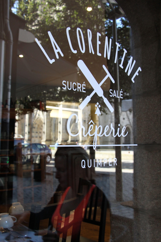 La Corentine in Quimper
