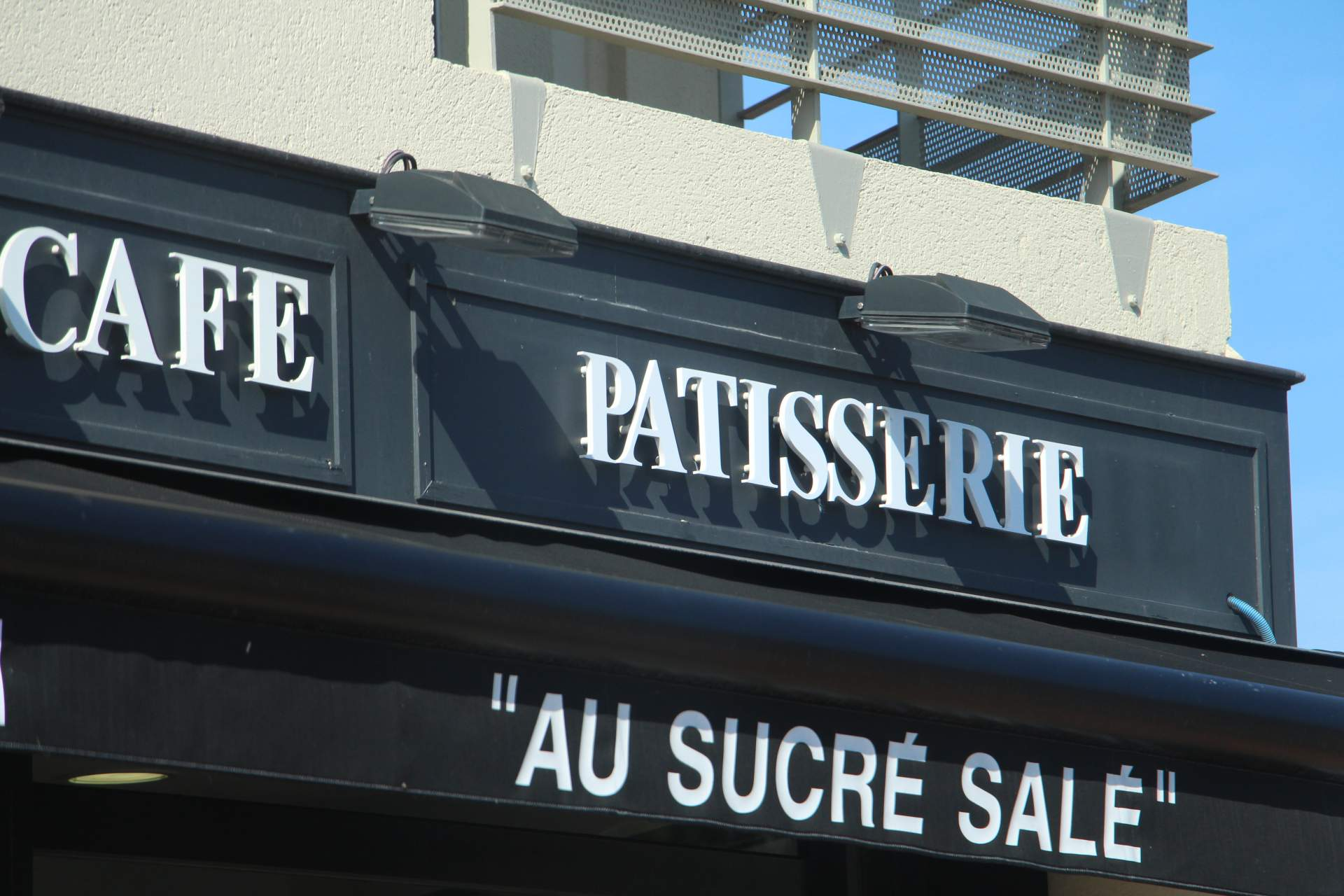 Patisserie in Le Teich