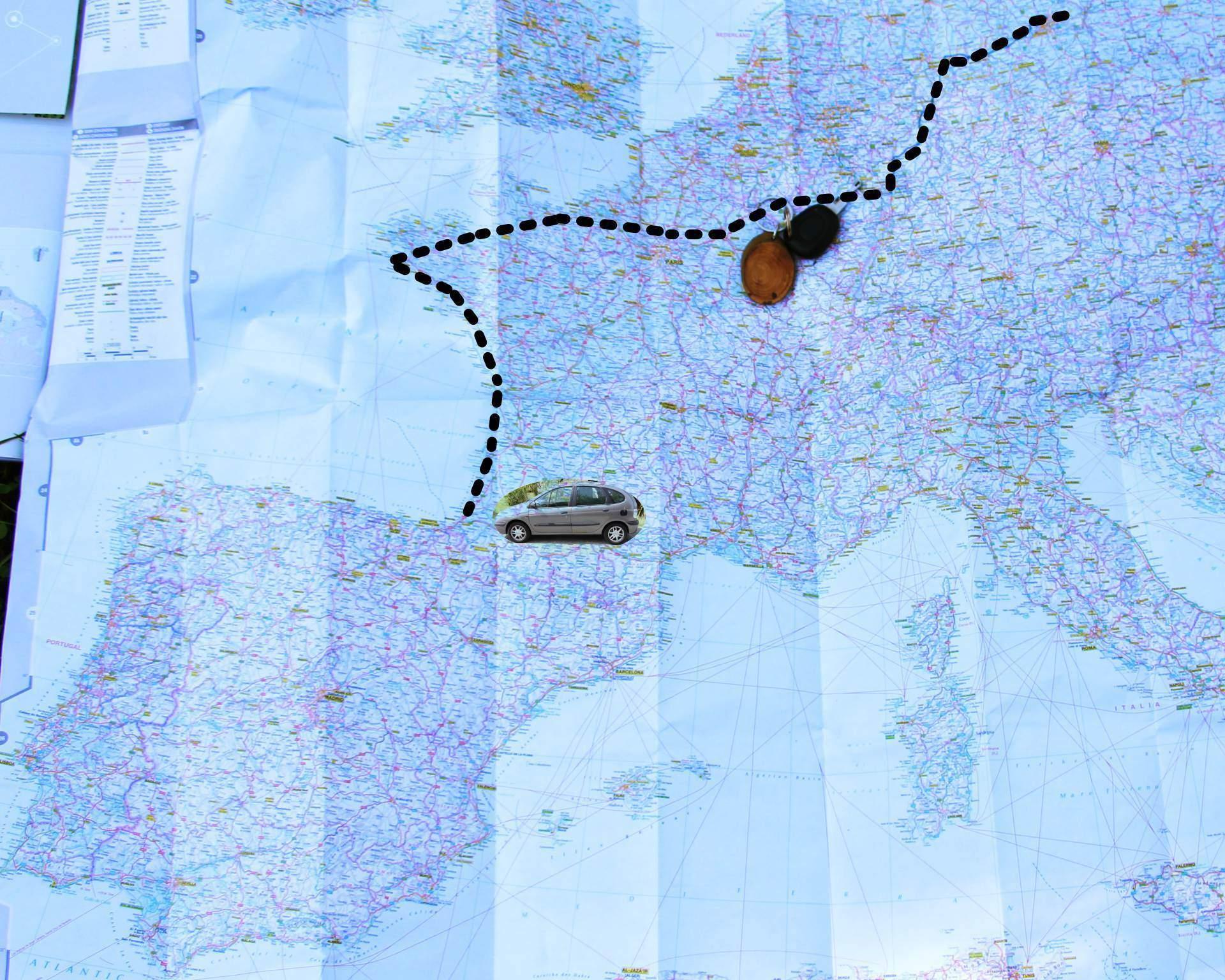 5. Etappe: Bassin d´Archachon nach Seignosse