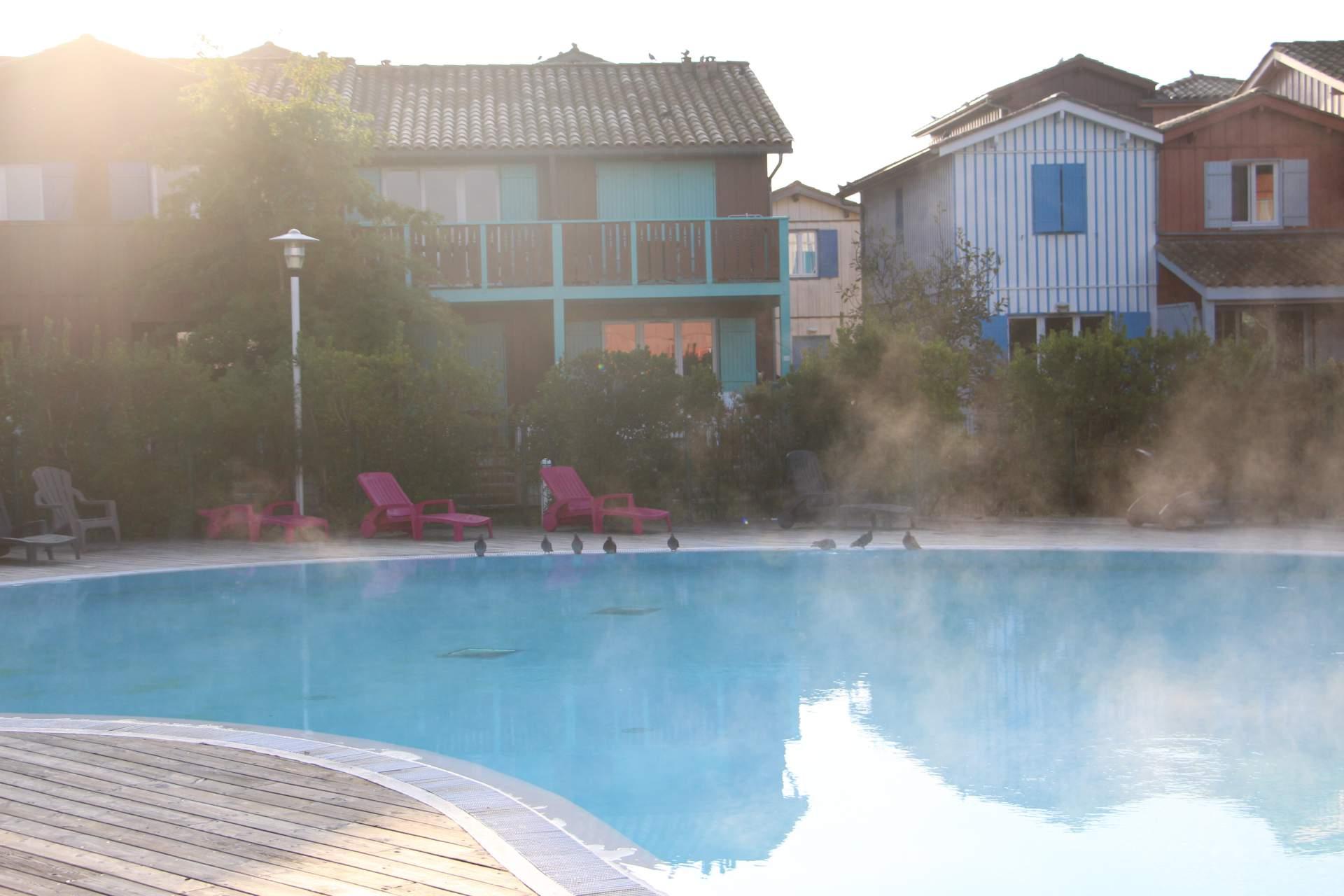 Le Teich Pool