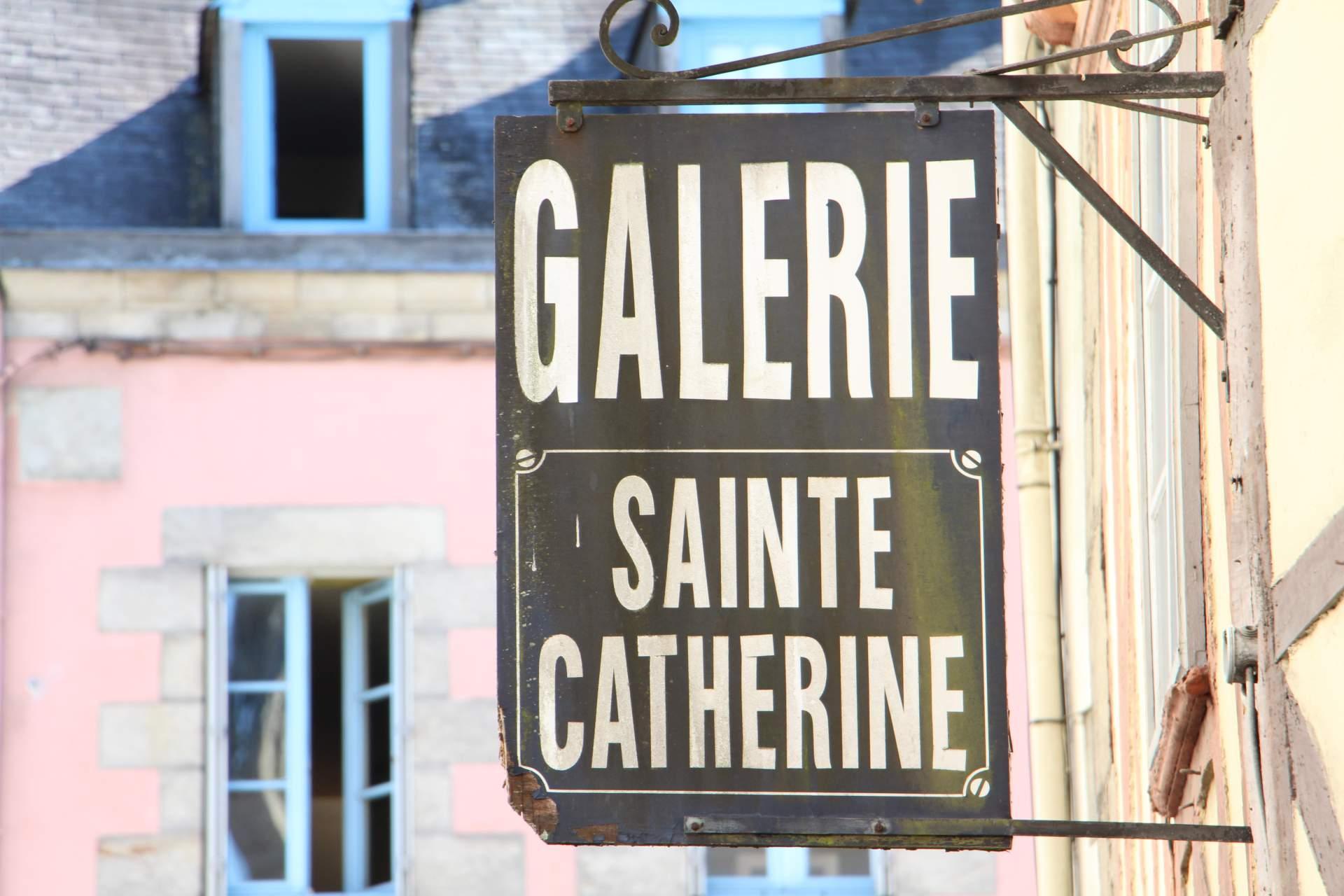 Galerie in Quimper