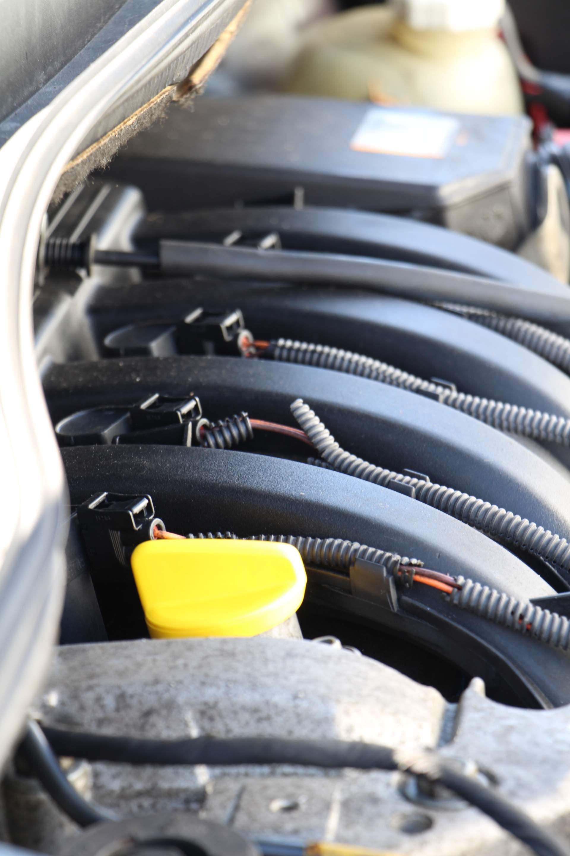 Öldeckel Renault Scenic