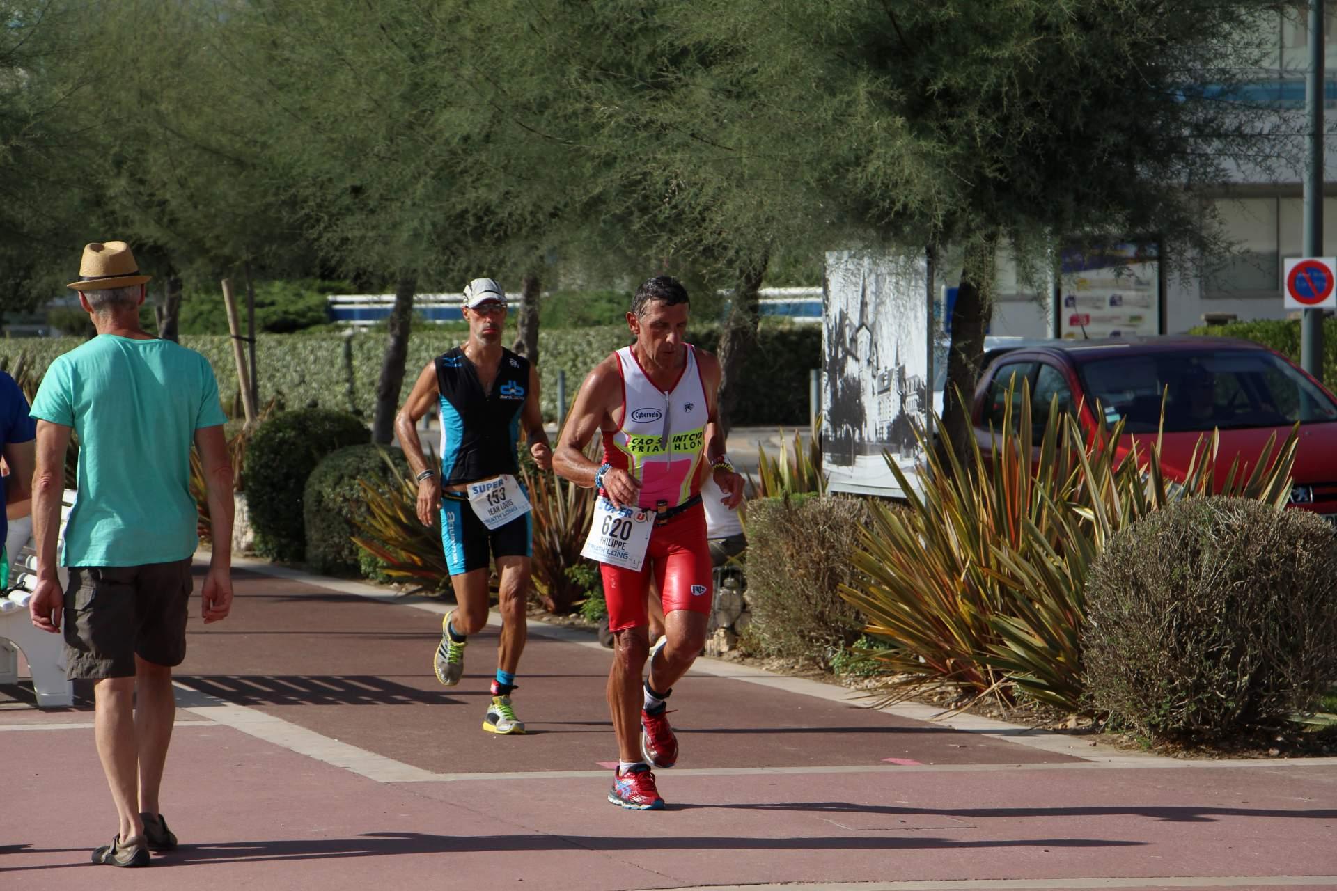 Triathlon in Royan