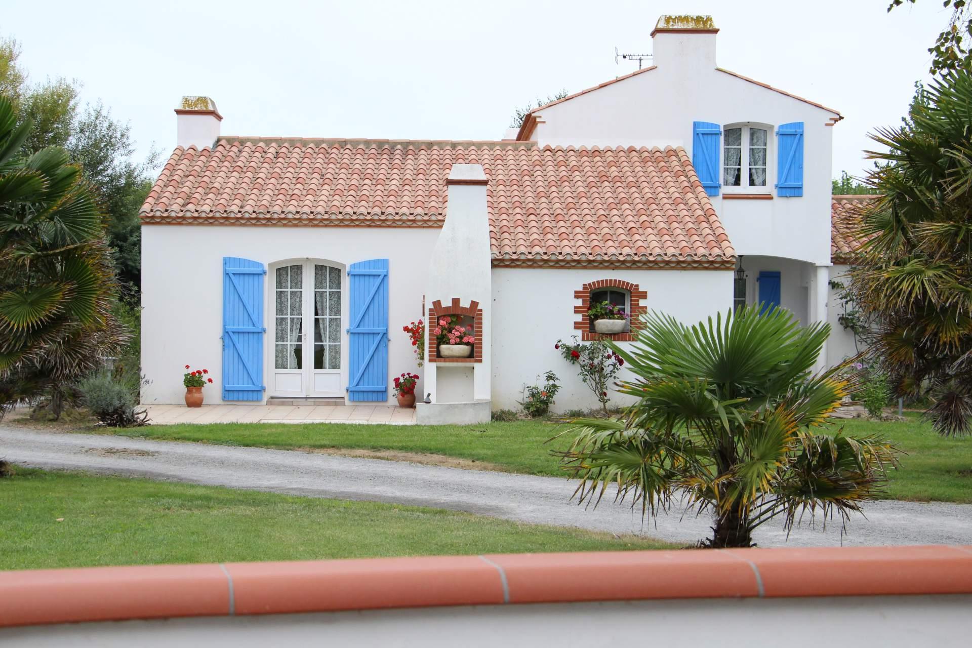 Haus in St. Hilaire de Riez