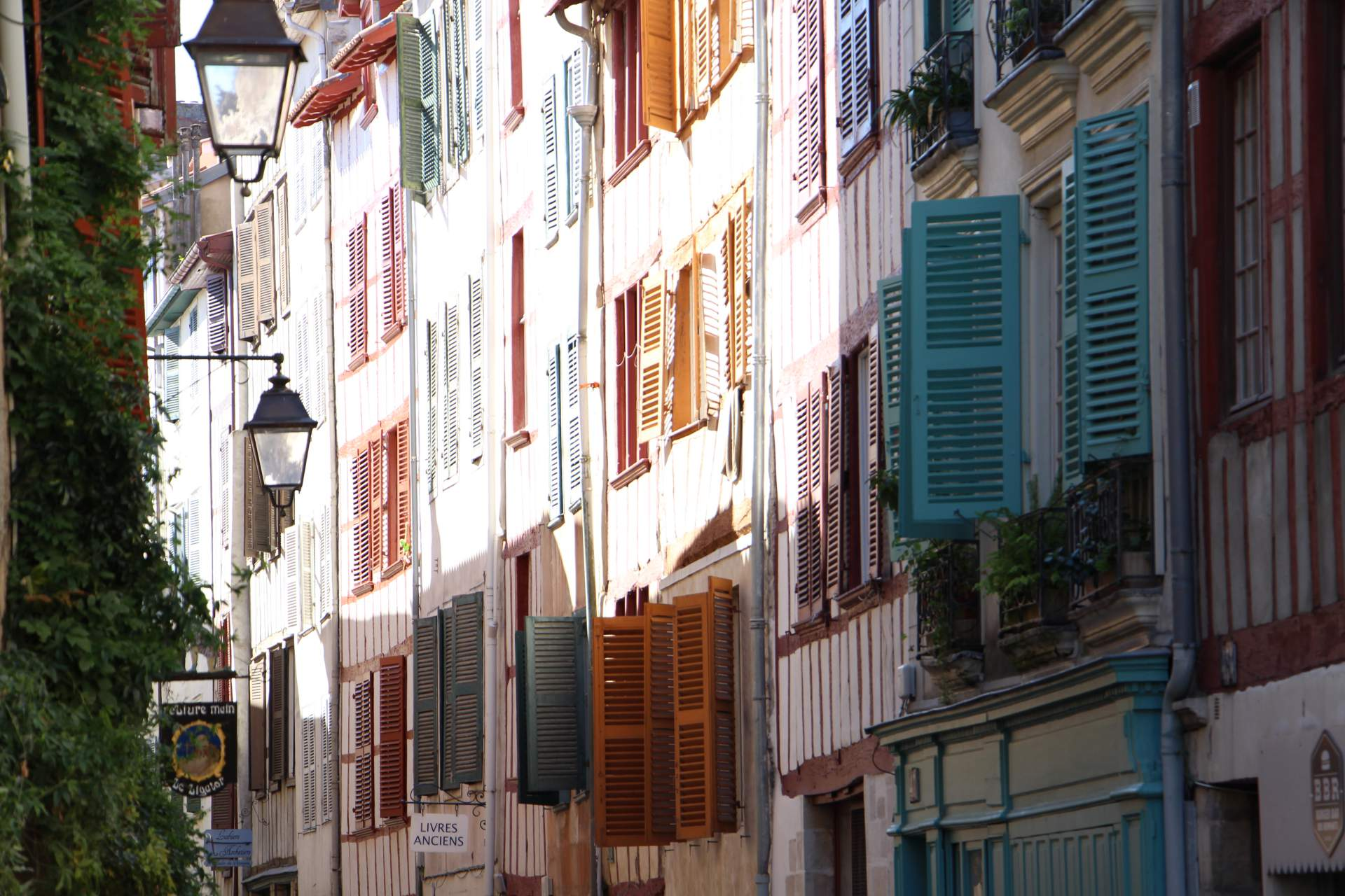 Altstadt von Bayonne