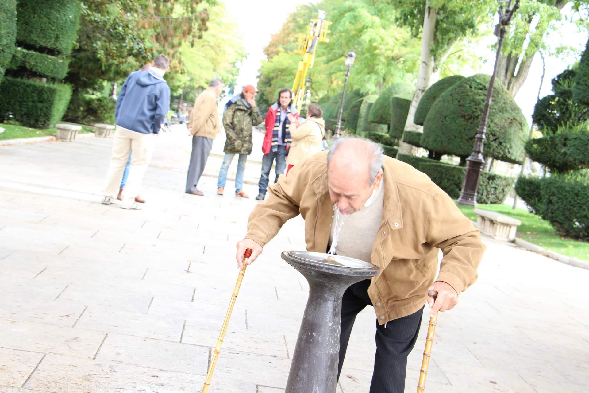 Burgos Wasserspender