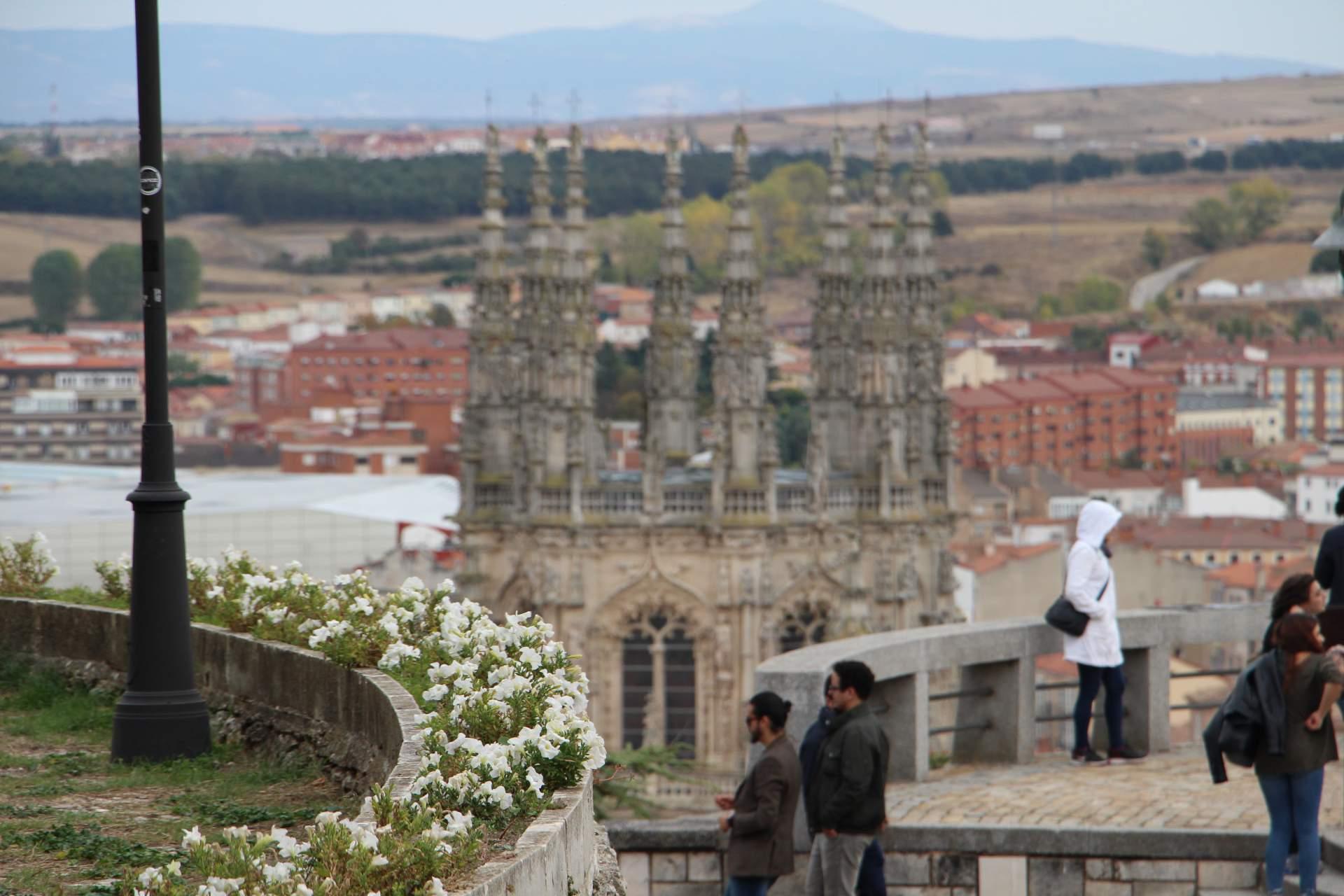 Castillo Kathedrale Burgos