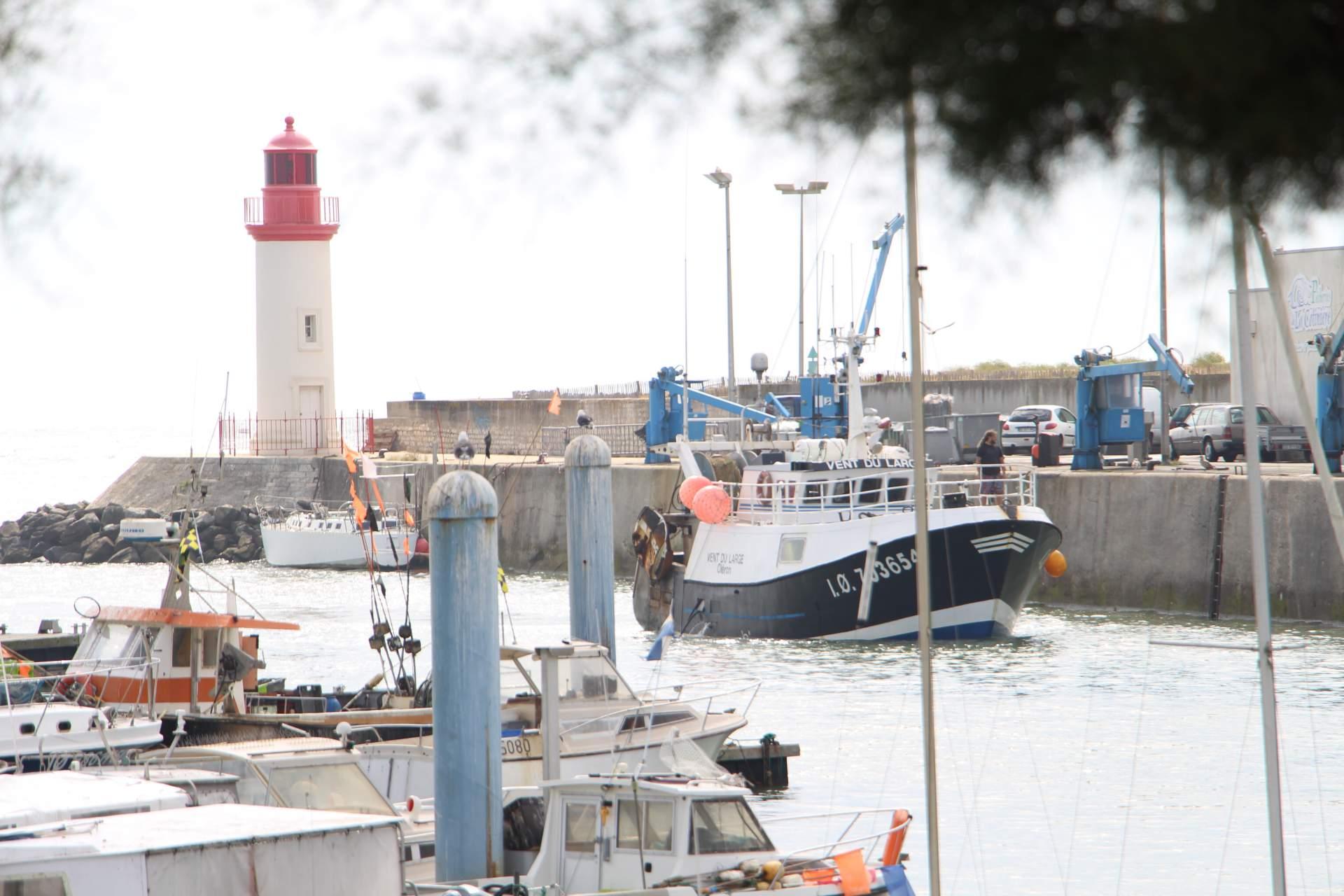 Port de la Cotinière , Saint-Pierre-d'Oléron