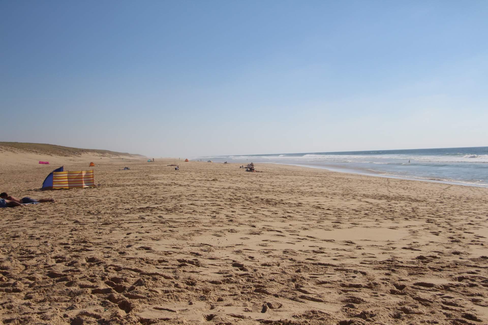 Strand von Truc Vert