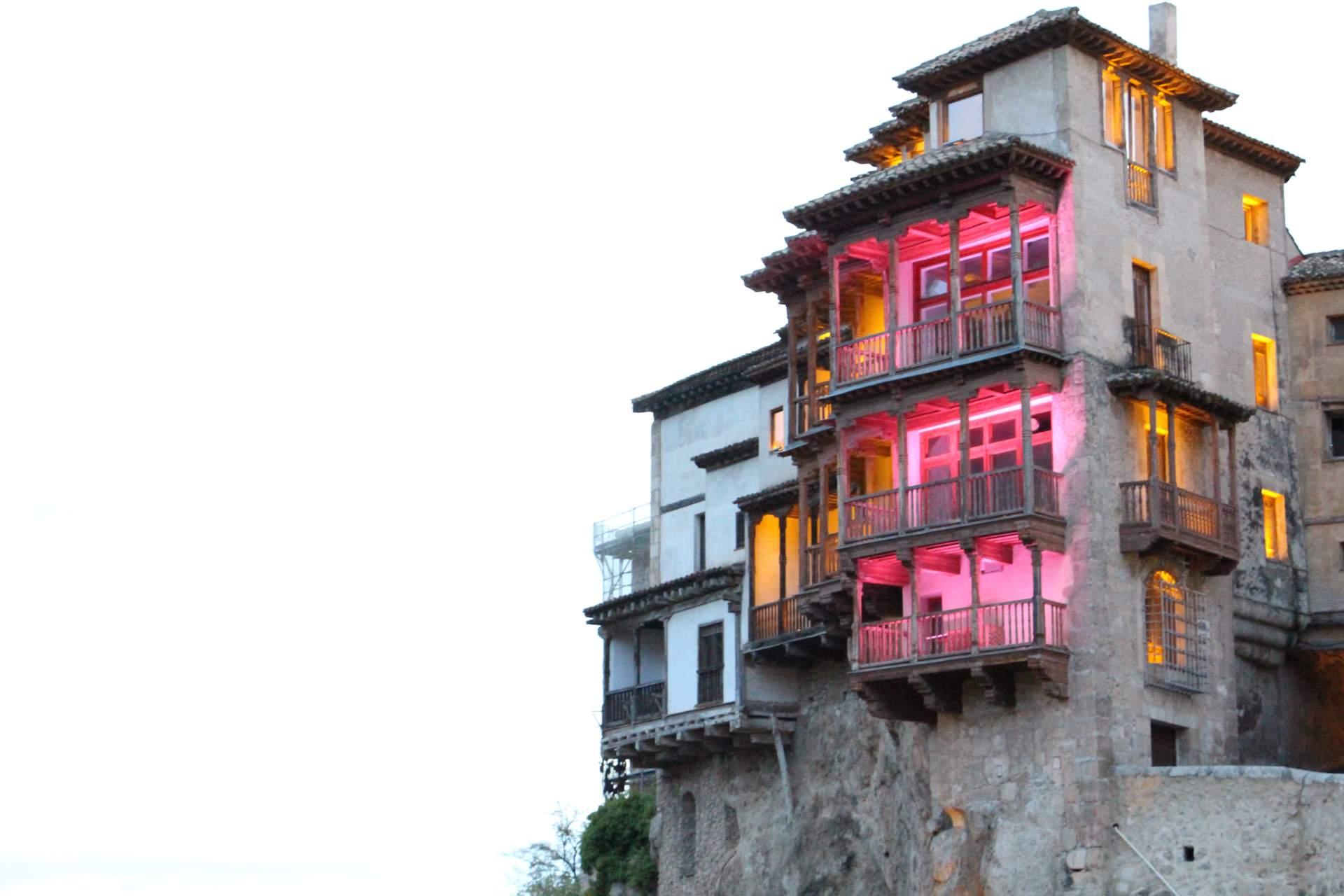 Casas Colgadas in Cuenca